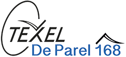 De Parel 168 logo